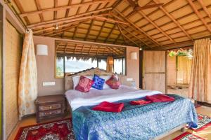 Dwarka Eco Beach Resort, Ferienhäuser  Cola - big - 12
