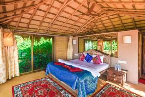 Dwarka Eco Beach Resort, Дома для отпуска  Кола - big - 25