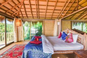 Dwarka Eco Beach Resort, Ferienhäuser  Cola - big - 9