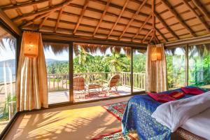 Dwarka Eco Beach Resort, Ferienhäuser  Cola - big - 8