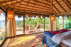 Dwarka Eco Beach Resort, Holiday homes  Cola - big - 8