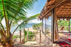 Dwarka Eco Beach Resort, Ferienhäuser  Cola - big - 7