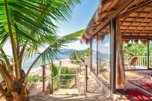 Dwarka Eco Beach Resort, Дома для отпуска  Кола - big - 7