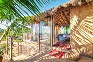 Dwarka Eco Beach Resort, Дома для отпуска  Кола - big - 26