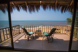 Dwarka Eco Beach Resort, Дома для отпуска  Кола - big - 6