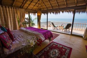 Dwarka Eco Beach Resort, Дома для отпуска  Кола - big - 5