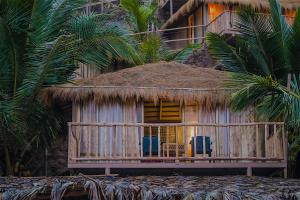 Dwarka Eco Beach Resort, Holiday homes  Cola - big - 29
