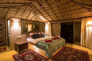 Dwarka Eco Beach Resort, Ferienhäuser  Cola - big - 4