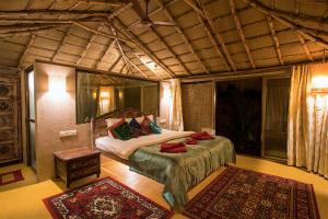 Dwarka Eco Beach Resort, Дома для отпуска  Кола - big - 4