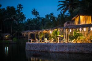Dwarka Eco Beach Resort, Holiday homes  Cola - big - 31