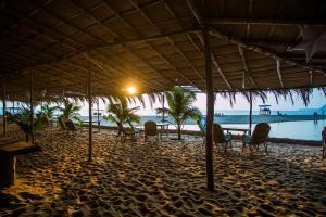 Dwarka Eco Beach Resort, Ferienhäuser  Cola - big - 32