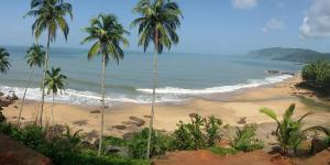 Dwarka Eco Beach Resort, Дома для отпуска  Кола - big - 33