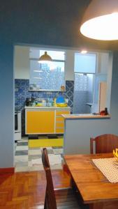 Grande 4Q na Orla da Barra, Apartmány  Salvador - big - 9