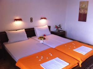 Angela Hotel, Hotely  Agia Marina Aegina - big - 7