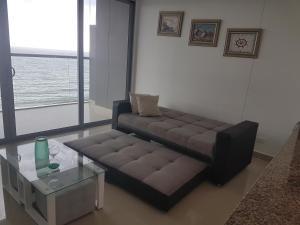 Morros City - Frente al mar, Apartmány  Cartagena de Indias - big - 51