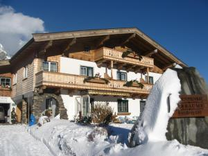 Ferienpension Bierbaumer - Accommodation - Leogang