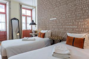 The Poets Inn, Penziony  Porto - big - 51