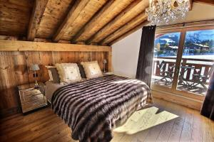 Chalet Mont Coeur - Accommodation - Megève