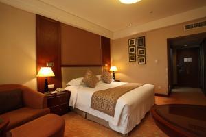 Zhejiang International Hotel, Szállodák  Hangcsou - big - 22
