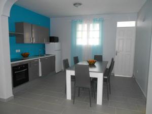Le Domaine Turquoise, Апартаменты  Le Moule - big - 9