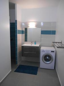 Le Domaine Turquoise, Апартаменты  Le Moule - big - 7