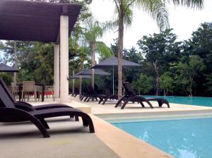 Luxury 2 Bedroom Bahia Principe Condo, Апартаменты  Акумаль - big - 23