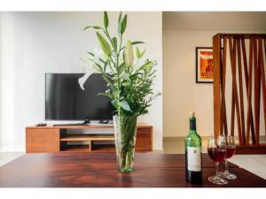 Luxury 2 Bedroom Bahia Principe Condo, Апартаменты  Акумаль - big - 27