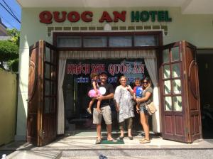 Quoc An Hotel, Hotely  Long Hai - big - 62