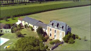 Villa avec piscine, Villen  Curçay - big - 3