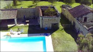 Villa avec piscine, Villen  Curçay - big - 2