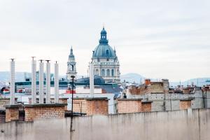 City Elite Apartments, Ferienwohnungen  Budapest - big - 110