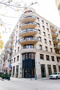 City Elite Apartments, Apartmány  Budapešť - big - 112