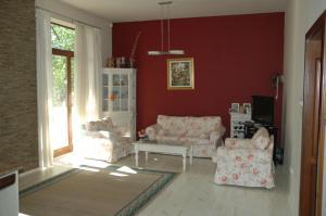 Annie Villa, Apartments  Siófok - big - 24