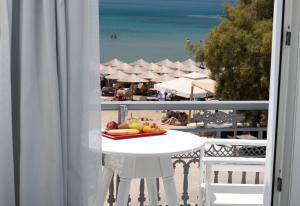 Ippokampos Beachfront, Ferienwohnungen  Naxos Chora - big - 77