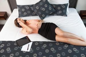 Pokoj typu Executive s manželskou postelí velikosti King