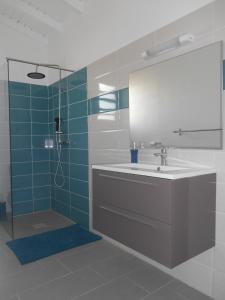 Le Domaine Turquoise, Апартаменты  Le Moule - big - 2