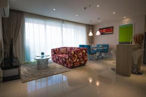 Grand Caribbean Resort Pattaya, Ferienwohnungen  Pattaya South - big - 5