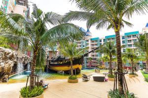 Grand Caribbean Resort Pattaya, Ferienwohnungen  Pattaya South - big - 27