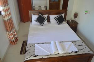 Induruwa Beach Villa, Hotel  Alutgama West - big - 22
