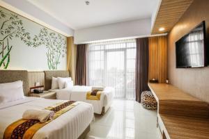 KJ Hotel Yogyakarta, Hotels  Yogyakarta - big - 5