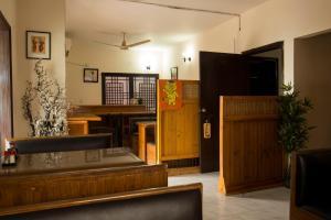 Japanese lodge hydrangea, Penziony  Dhaka - big - 6