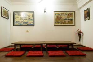 Japanese lodge hydrangea, Penziony  Dhaka - big - 13