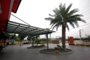 The Tiles Garden Yilan B&B, Magánszobák  Tungsan - big - 45