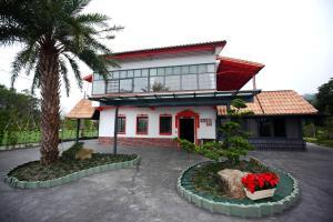 The Tiles Garden Yilan B&B, Magánszobák  Tungsan - big - 1