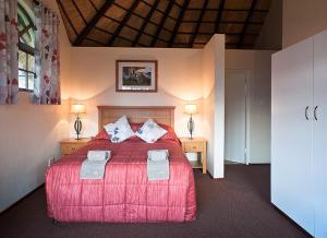 Fairways Drakensberg, Horské chaty  Drakensberg Garden - big - 39