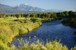 River Livin', Дома для отпуска  Salida - big - 34