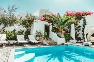 Santorini Heritage Villas, Vily  Megalokhori - big - 1