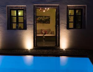 Santorini Heritage Villas, Vily  Megalokhori - big - 155
