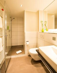 sevenDays Hotel BoardingHouse Mannheim, Hotels  Mannheim - big - 10