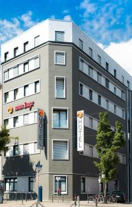 sevenDays Hotel BoardingHouse Mannheim, Hotels  Mannheim - big - 1